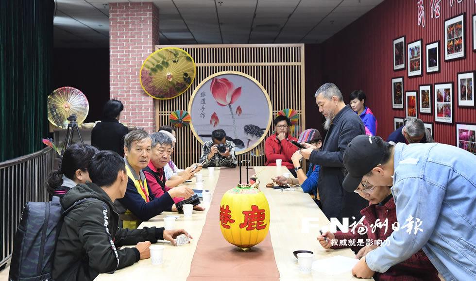 台湾大师级匠人林玉泉讲述与福州的情缘