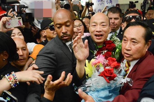 国民党酝酿联署直接征召选2020 韩国瑜回应了