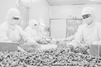 """漳州食品的""""炼金之路"""":小食品做成大产业"""