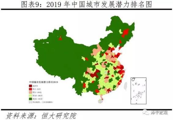 中国城市发展潜力百强榜公布!福建这些城市上榜