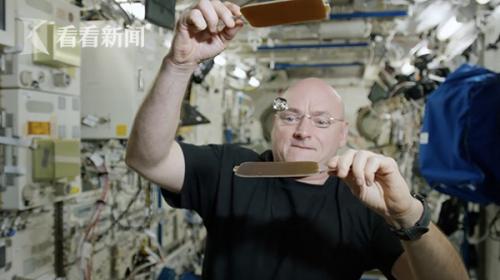 宇航员DNA发生永久突变