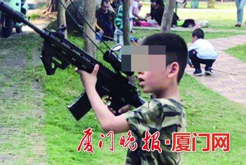 """小心身边孩子的""""水弹枪"""" 子弹看似软绵绵实则威力不小"""