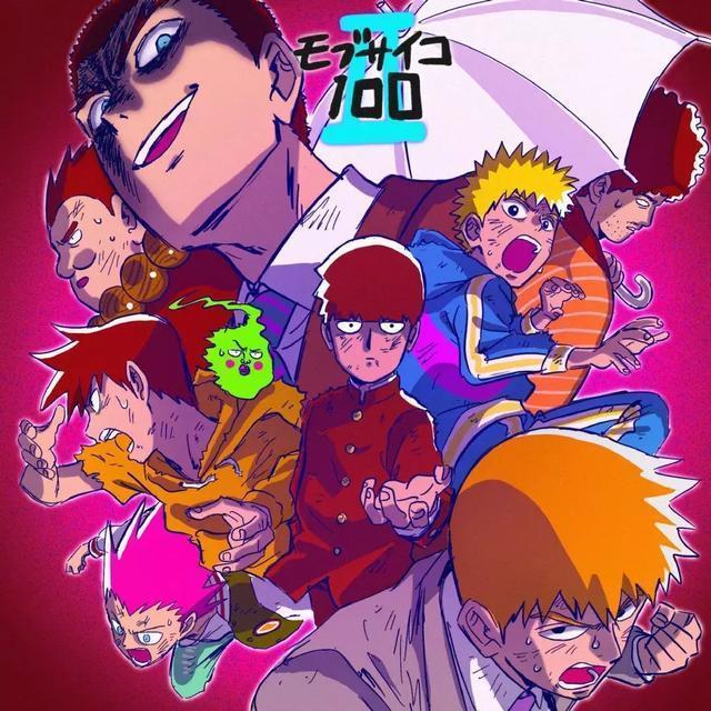 看了《灵能百分百》就知道,日本动画制作有多牛逼!