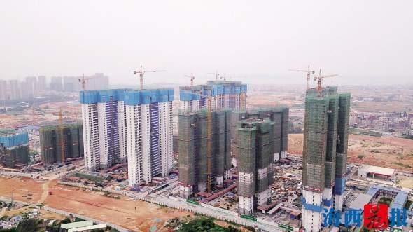 厦门翔安新店保障房地铁社区一期封顶 将提供2871套住房