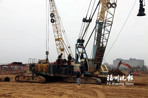 福州滨海新城临空经济区打造九大百亿产值特色产业
