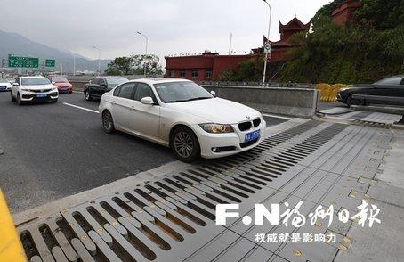 """福州市区多条进出城通道""""升级"""" 涉及淮安大桥等"""