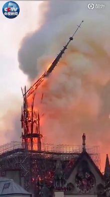 巴黎圣母院大火卡西莫多的钟楼没了怎么回事 卡西莫多是谁