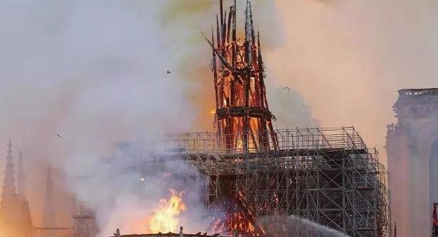 巴黎圣母院大火怎么回事?带你了解古建防火的正确姿势