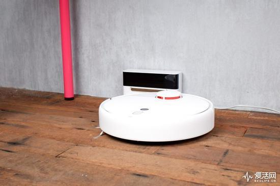 米家扫地机器人1S评测:升级支持智能语音操控