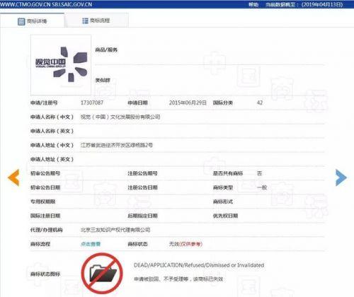 市场监管总局:视觉中国为什么可以用中国两个字作为公司名称?