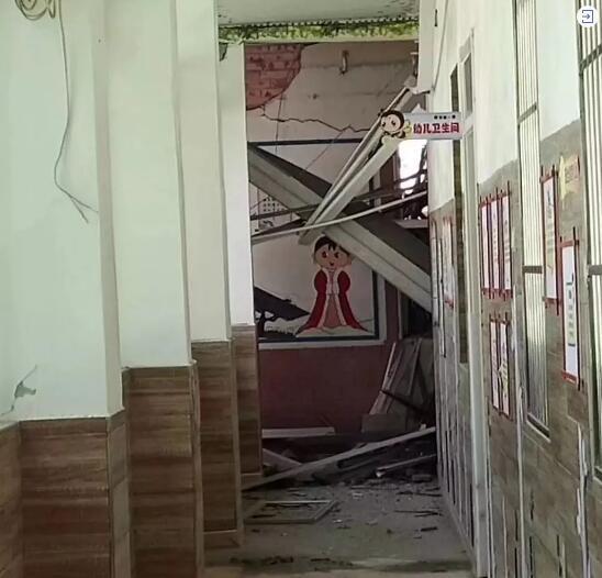 碧桂园幼儿园坍塌官方最新回应,碧桂园幼儿园坍塌怎么回事?(2)