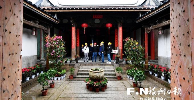 """连江精心打造""""三街一坊""""历史文化街区"""