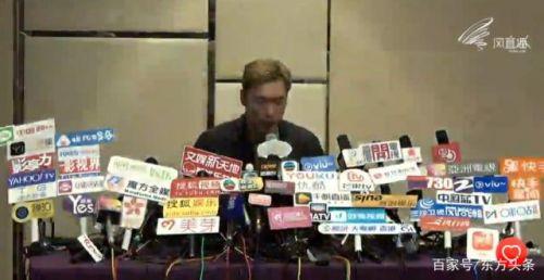 许志安承认出轨网友炸了!许志安发布会说了什么?许志安为什么出轨