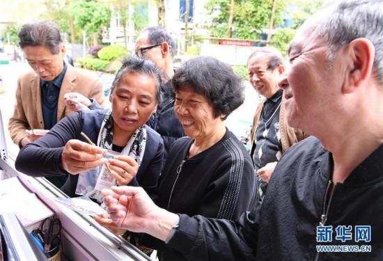 福州:播种茉莉 香飘满城