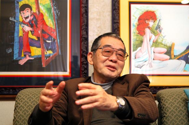 经典日漫《鲁邦三世》作者加藤一彦去世 作品曾在中国热播