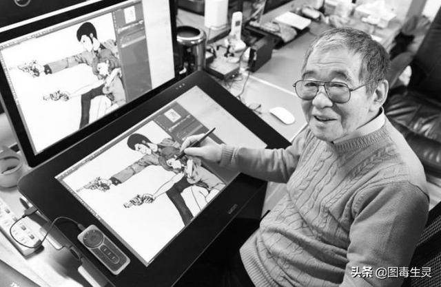 《鲁邦三世》漫画家Monkey Punch因肺炎过?#32769;?#24180;81岁