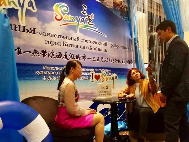 三亚首次赴吉尔吉斯共和国开展旅游推介 拓展中亚客源市场