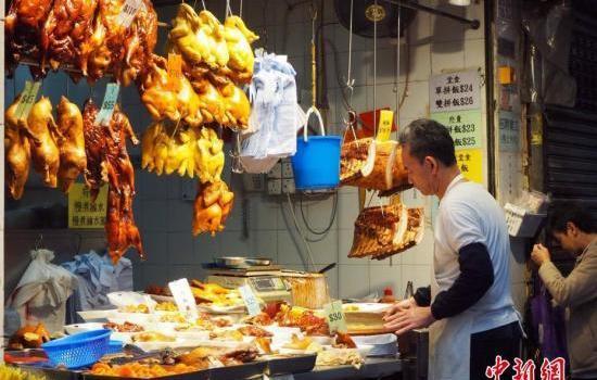 臺灣人心中五大精致美食城市:成都、香港上榜