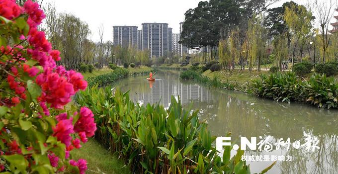 """福州城区水系治理打响""""清盘战"""" 创新""""三步走""""验收"""