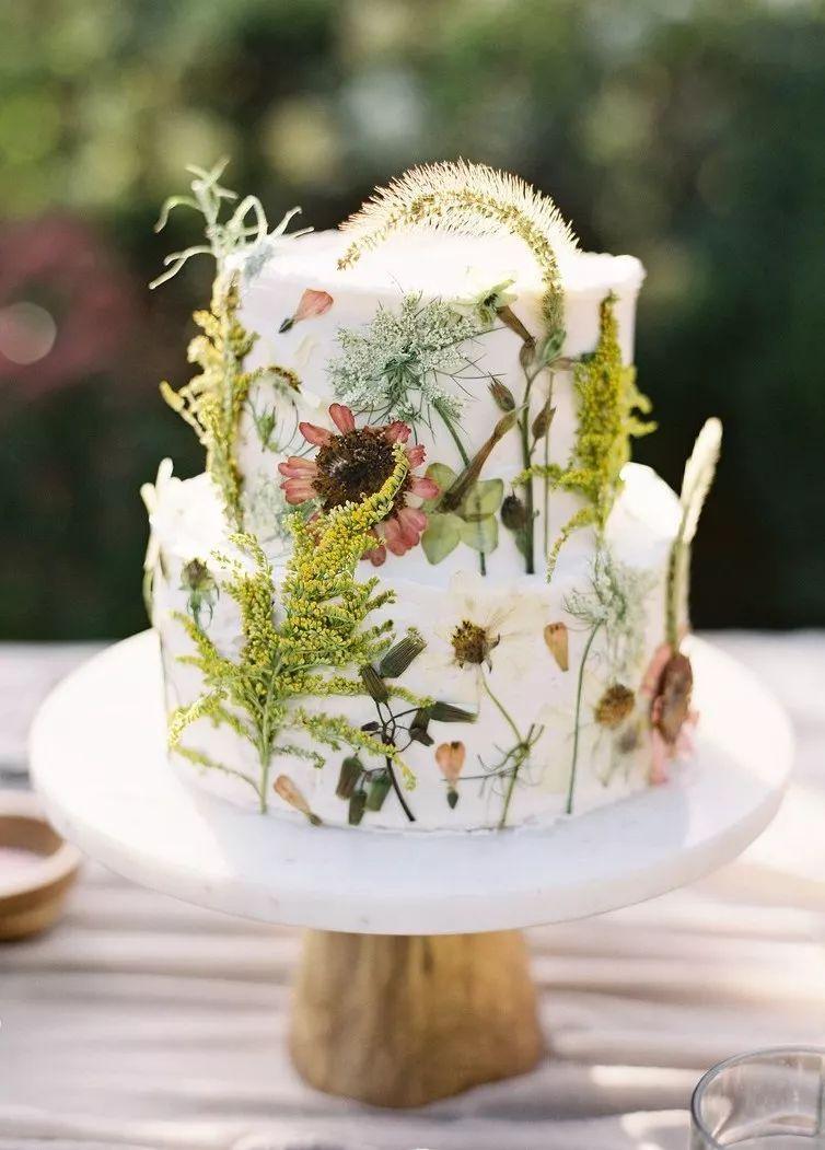 只在春季婚禮上可以任性使用的裝飾靈感