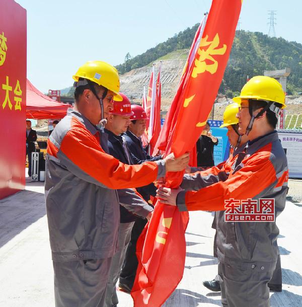 宁古高速六都互通落地工程预计8月通车