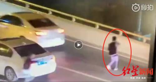 上海17岁男孩跳桥身亡监控视频曝光 17岁男孩跳桥自杀原因是什么?