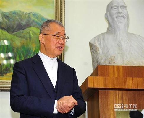 王建煊:台湾没有公平正义 谁能促进两岸和平就选谁