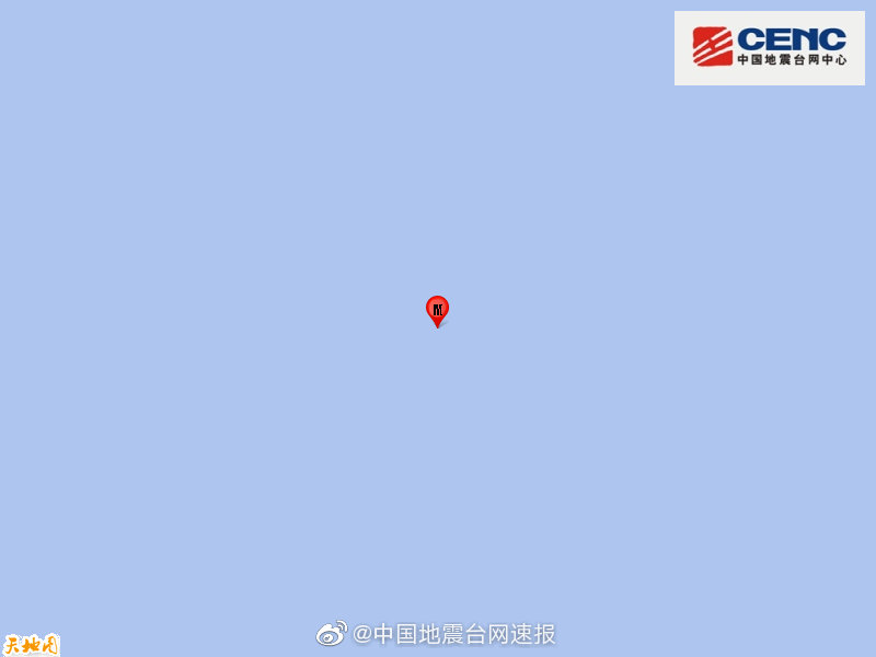 印度洋6.2级地震什么情况 印度洋地址位置在哪