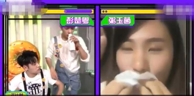《创造营》学员彭楚粤曾被骗喝油漆,下节目后直接被拉去洗胃!