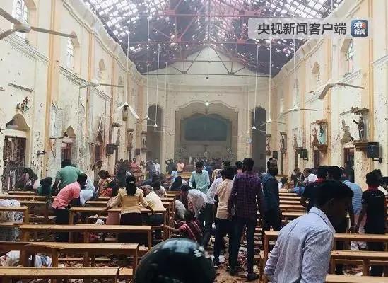 斯里兰卡八连炸什么情况 斯里兰卡八连炸已致215死(2)