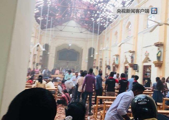 斯里兰卡八连炸什么情况 斯里兰卡八连炸已致215死