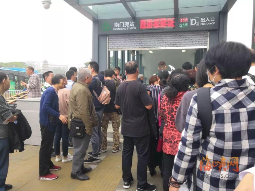 号外!福州2号线试乘报告来了!网红站点、车内体验、乘车速度一网打尽!