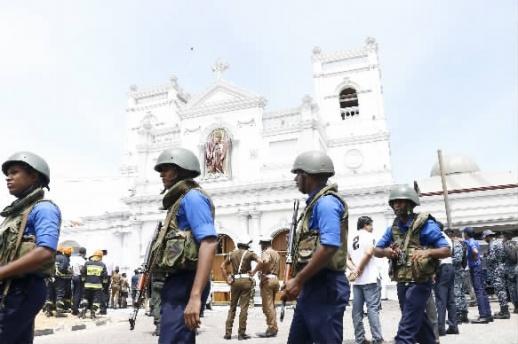 斯里兰卡突发恐袭什么情况 为何选复活节发动恐怖袭击
