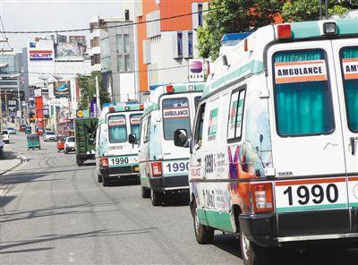 斯里兰卡多地爆炸已致200多人死亡 斯里兰卡突发恐袭原因真相