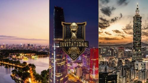 2019LOL季中邀请赛开始时间 2019msi详细赛程时间队伍介绍