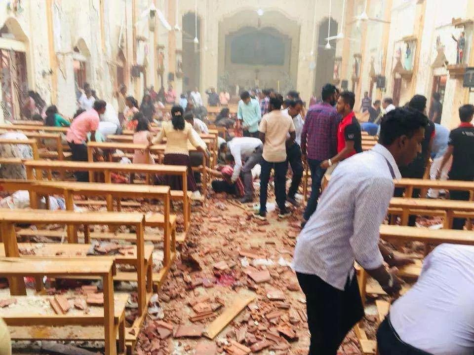 斯里兰卡八连炸怎么回事 斯里兰卡爆炸案细节一览(2)