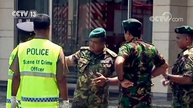 情况仍不稳定 在斯里兰卡科伦坡的中国游客讲述亲身经历