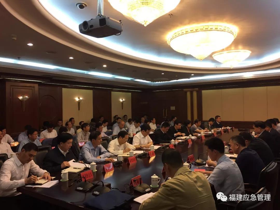 国务院安委会第三考核巡查组进驻福建