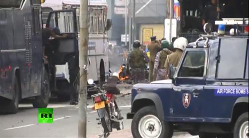 斯里兰卡教堂爆炸怎么回事 斯里兰卡第9起爆炸案是什么情况
