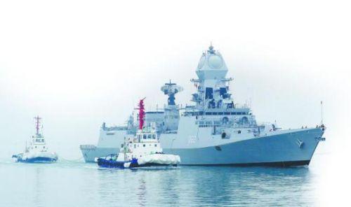 4月23日海上阅兵现场高清图,4月23日海上阅兵什么情况?