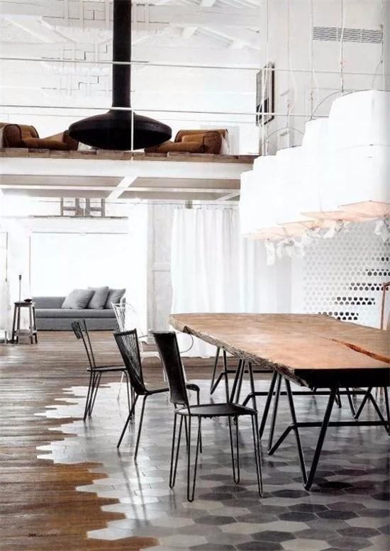 面积不够的小户型也能拥有舒适餐厅