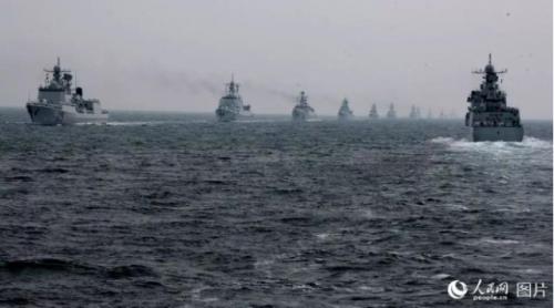 海上閱兵有哪些知識是需要知道的 中國海軍70周年活動亮點有哪些