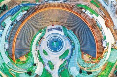 北京世园会:与世界对话生态文明