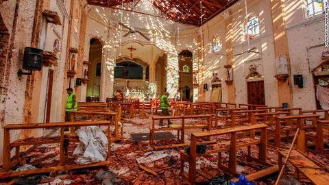 斯里兰卡案系报复,斯里兰卡爆炸案事件回顾凶手作案动机曝光