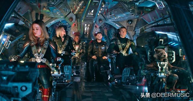 《复仇者联盟4》剧透,雷神超级搞笑,钢铁侠和她牺牲了