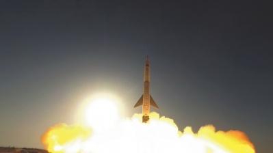 澳门银河娱乐网站大学成功发射火箭 将助力国家航空发动机技术发展