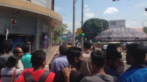 斯里兰卡再次发生爆炸