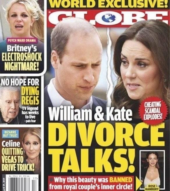 曝威廉王子遇婚变什么情况 威廉王子和凯特已经离婚了吗