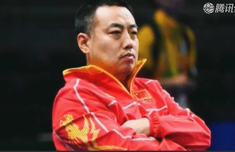 世乒赛马龙对手曾横扫过刘国梁 马龙:当年看他赢刘指导