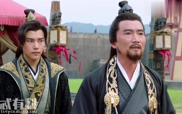 封神演义:殷郊帮杨戬约妲己  姜王后惹怒商王